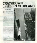 Village Voice-Crackdown in Clubland-2-18-97-001
